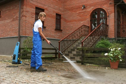 Matawan pressure washing