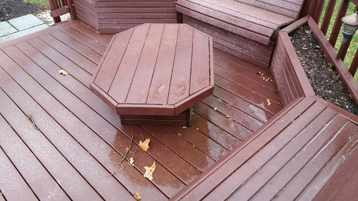 Middletown pool maintenance and deck cleaning