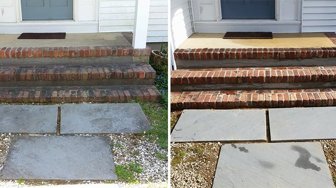 Pressure Washing in Middletown NJ