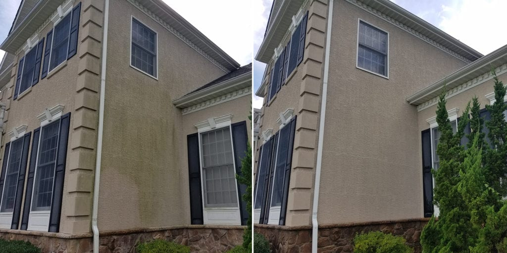 Stucco Cleaning Middletown NJ