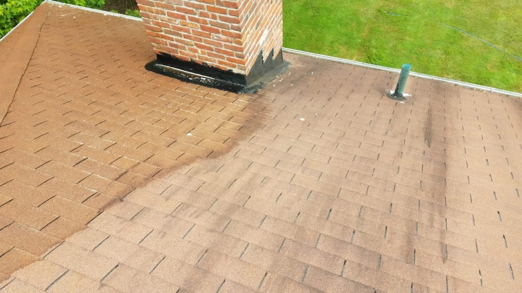Roof Cleaning Holmdel NJ
