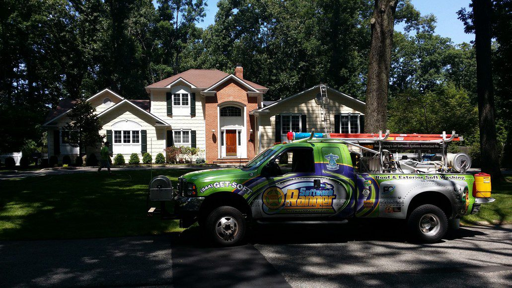 Complete Exterior Cleaning Service Clifton NJ