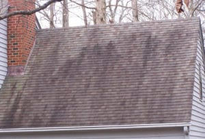 Roof Washing Morristown NJ