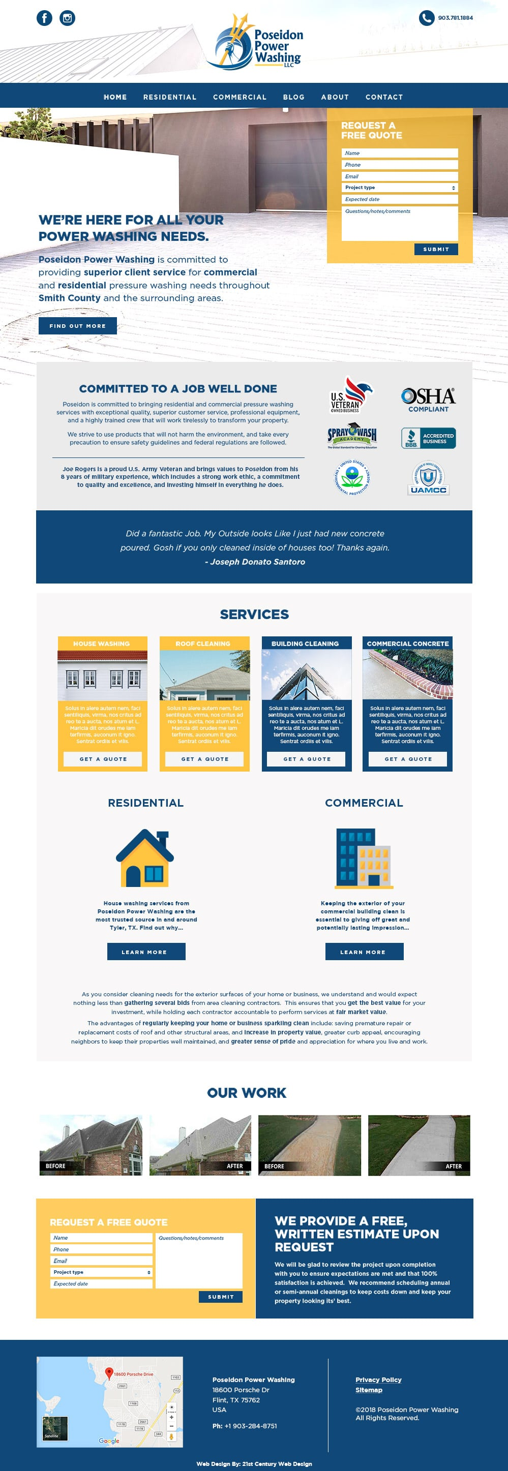 Palm Bay Fl Website Design