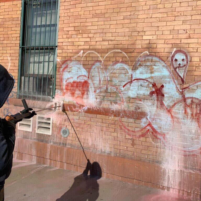 Graffiti Removal New York City